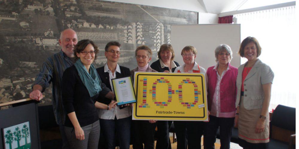 Nordwalde: Wir sind Fairtrade-Gemeinde!
