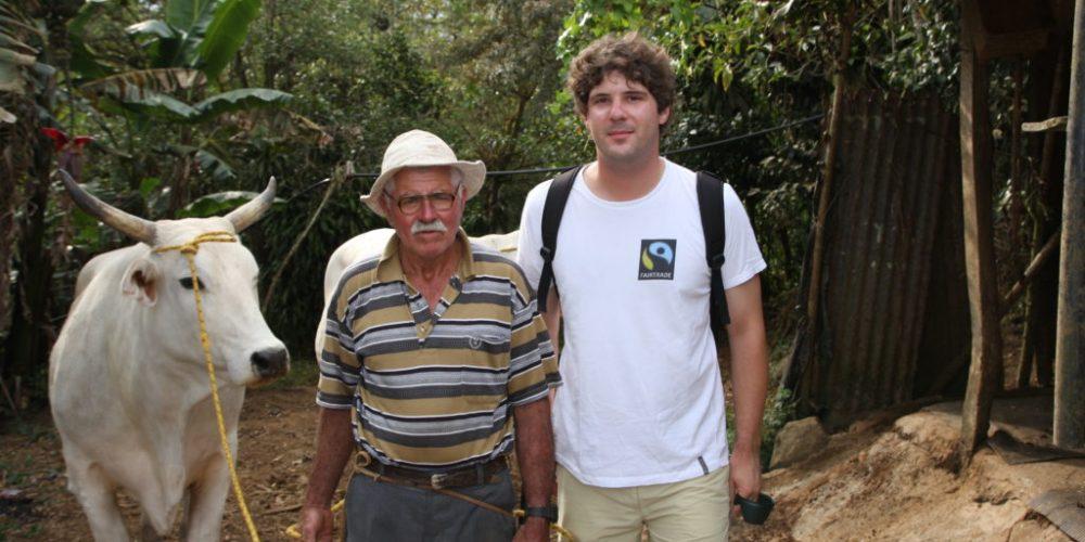 Zu Gast bei Zuckerrohrbauern