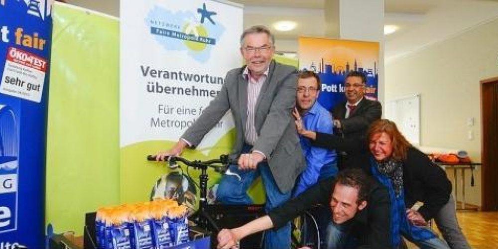 Duisburg ist Fairtrade Town