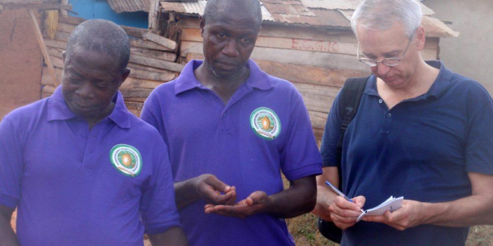 """Die Kakaokooperative """"ABOCFA"""" in Ghana"""